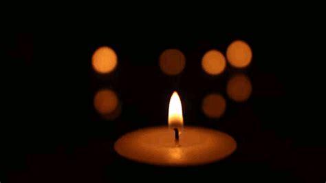 candele gif lit candle