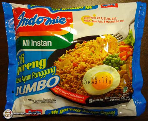 Indomie Goreng Jumbo by 734 Meet The Manufacturer Indomie Mi Instan Mi Goreng