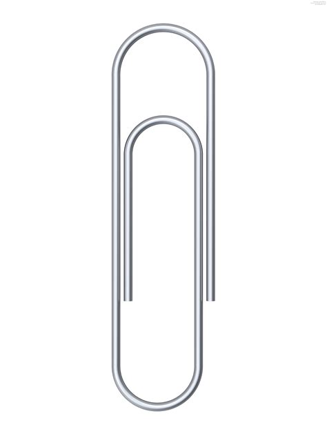How To Make A Paper Clip - paper clip psdgraphics