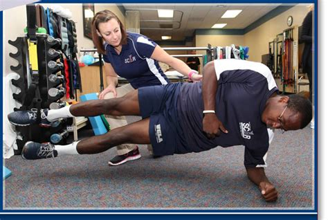 sports medicine professional education programs and career overview