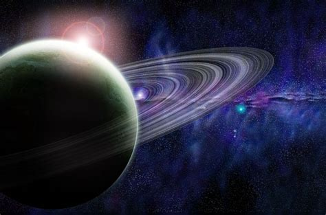 saturn rings number how many rings does saturn
