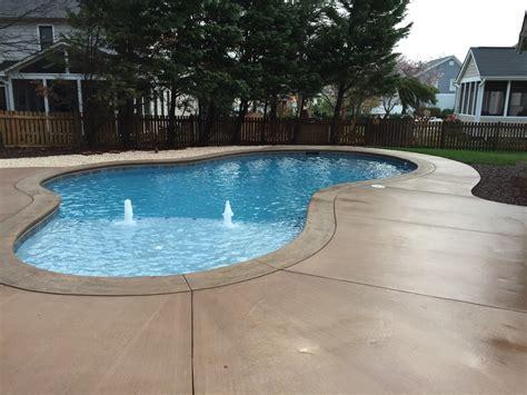 Backyard Oasis Pools Raleigh Free Form Pools Backyard Oasis Pools High Quality Pool