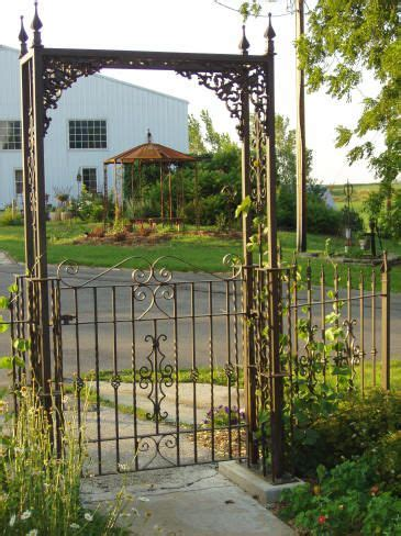 Iron Garden Arbor Gate 56 Best Images About Ironwork On Arbors