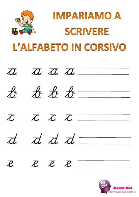 lettere alfabeto in corsivo oltre 1000 idee su alfabeto corsivo su stencil
