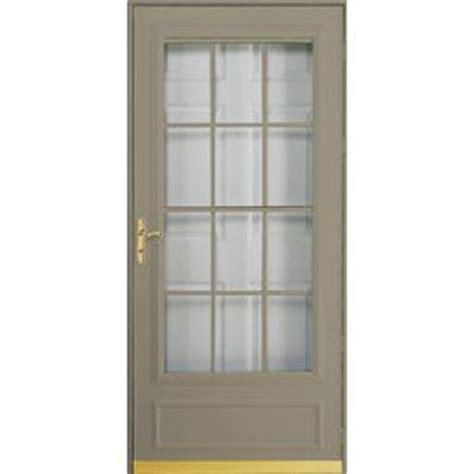 pella retractable screen door pella cheyenne putty mid view safety retractable screen