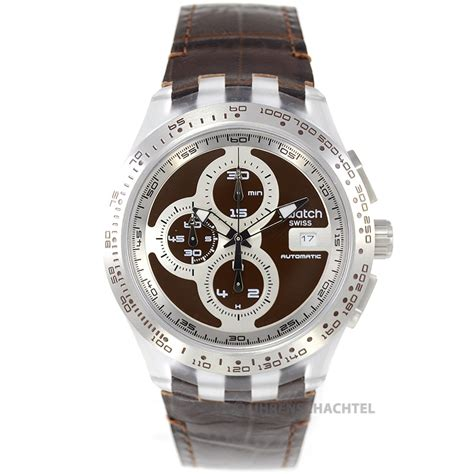Swatch Irony Chrono 3 swatch s irony chrono automatic right track