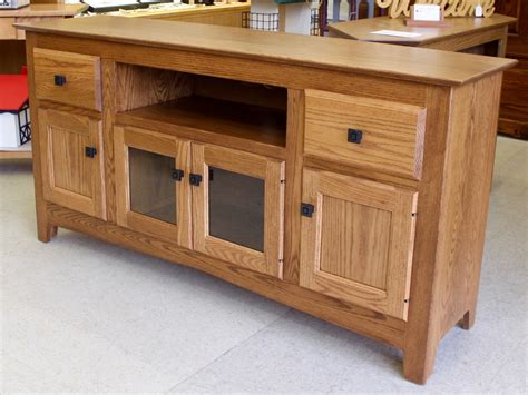 60 Tv Stand With Drawer by 60 Tv Stand With Drawers Amish Traditions Wv
