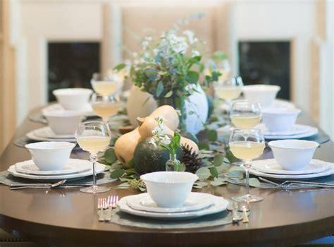host a fall dinner fall vegetable centerpieces fashionable hostess
