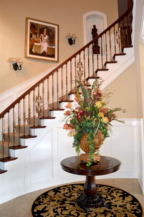 decorating the foyer michael s interior design interior designer dallas