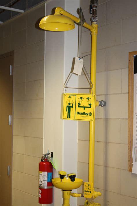 Shower Safety eyewashes safety showers safety ttu