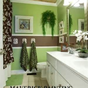 Green and brown striped bathroom ideas for the home pinterest
