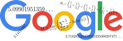 imagenes relacionadas google cinco frikadas matem 225 ticas de google blog el aleph