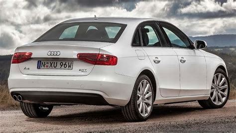 price of 2014 audi a4 audi a4 2014 review carsguide