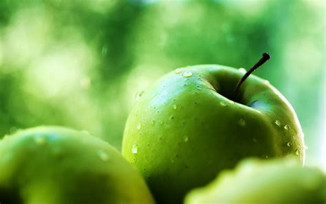 Green Apples   Wallpaper #36298