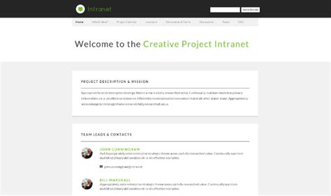 google sites intranet templates google sites templates