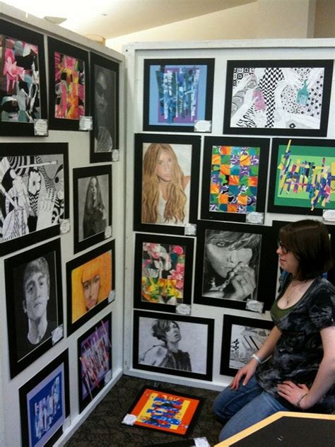art show ideas school art show idea art room organization pinterest