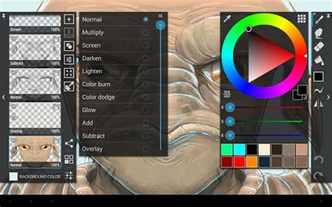sketchbook pro smudge apk artflow paint draw sketchbook apk downloadapk net