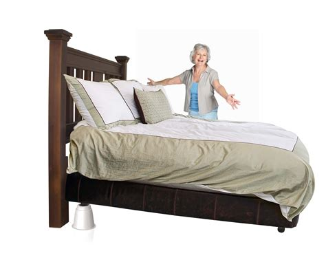 how to raise a bed frame how to raise a bed frame with wheels adjustable high rise casters bed frames w