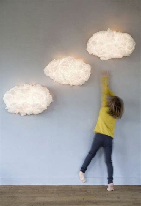 cute  adorable wall lamps  kids room homemydesign