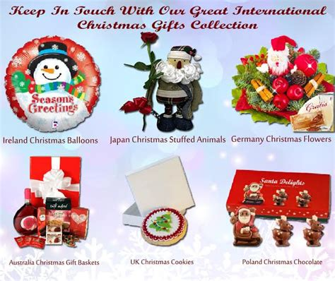 great international christmas gifts collection giftblooms