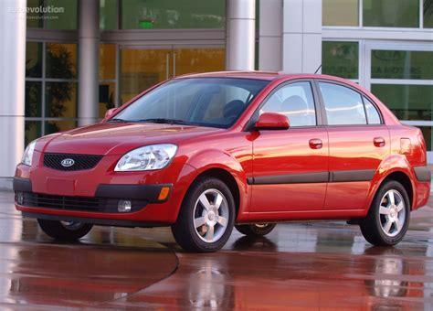 how petrol cars work 2005 kia rio on board diagnostic system kia rio sedan specs 2005 2006 2007 2008 autoevolution