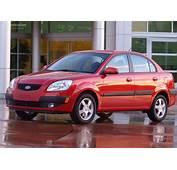 KIA Rio Sedan  2005 2006 2007 2008 Autoevolution