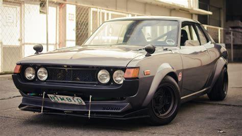 Toyota Sushi We Really Dig This Amazing 1971 Toyota Celica St Top Gear Ph