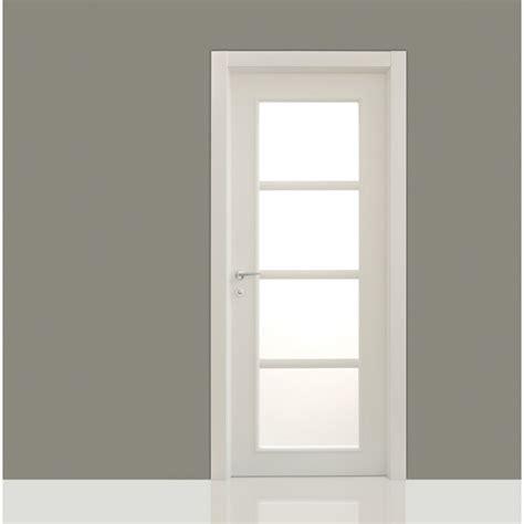 porte da interni con vetro porte interne 164 laccato poro aperto con vetro