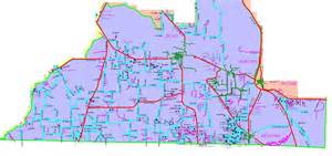 us map city wise precinct 3