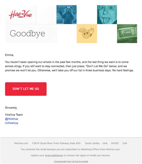 19 Of The Best Email Marketing Caign Exles We Ve Ever Seen Template Marketing Email Template Sle