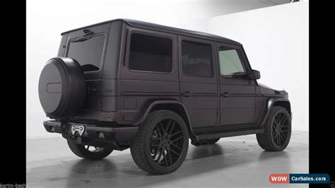 Sale G 2013 mercedes g class for sale in canada