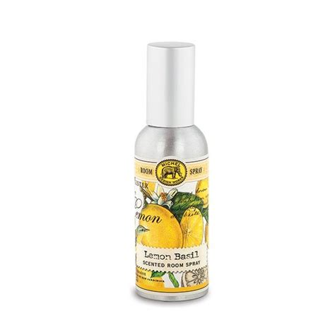michel design works home fragrance michel design works lemon basil home fragrance spray