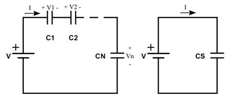 capacitor in series capacitors in series eeweb community
