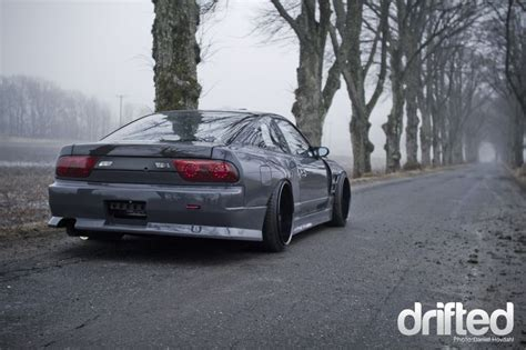 widebody nissan 240sx pics for gt s13 wide body kit