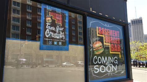 basement burger bar all signs point to basement burger bar opening soon in greektown updated eater detroit