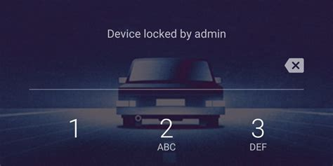 pattern lock disabled by administrator android how to remotely disable smart lock on android