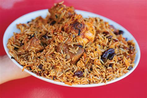 uzbek cuisine foods and drinks tabassum seattle s uzbek food truck may be the only one