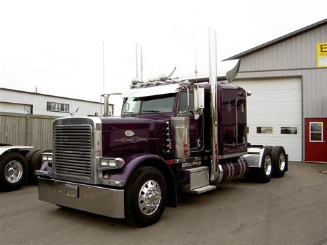 used peterbilt trucks new and used peterbilt sleeper trucks for sale from top
