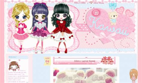 blogger themes kawaii template kawaii blogger by kawaiiprincess2 on deviantart