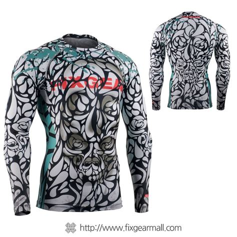 Rashguard Baselayer Compression Spat Manset Bjj No Gi Fitness Run 31 best designs rash guards images on jiu jitsu gi rash guard and belt