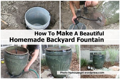how to make a beautiful backyard