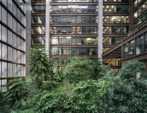 what is the ford foundation the landscape architecture legacy of dan kiley the