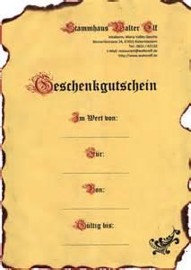 Word Vorlage Gutschein Essen Stammhaus Walter Spanisches Restaurant In Kaiserslautern