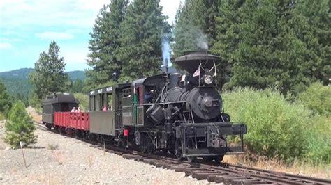 sumpter valley railway  heisler youtube
