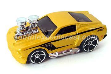Paket Wheels 68 Mustang Tooned 68 Mustang Tooned Model Cars Hobbydb