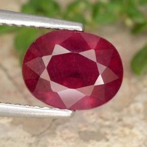 Ruby Madagascar 3 97 Carat ruby 3 carat oval from madagascar gemstone