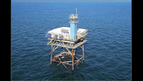Chesapeake Light Tower by Light Tower Virginia Coast Up For Auction 13newsnow