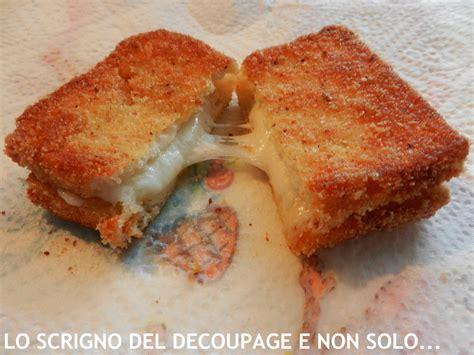 mozzarella in carrozza pangrattato mozzarella in carrozza