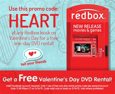 s day redbox redbox free on february 14 2012