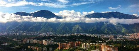imagenes venezuela hd panoramica de caracas con el majestuosos parque nacional